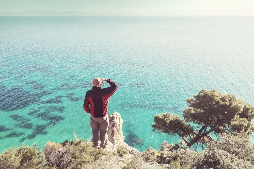 красивый курорт греции