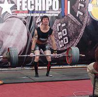 Yonideath Vargas Filun Atleta Powerlifting 30