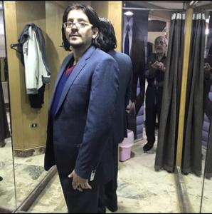 Amir Ahmed 34