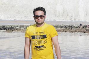 Sharjeel Ahmad 34