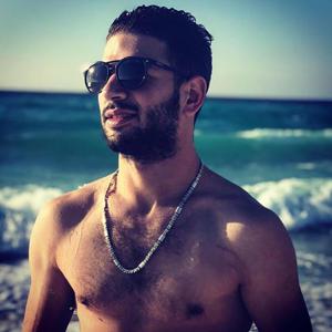 Saeed Hany 23
