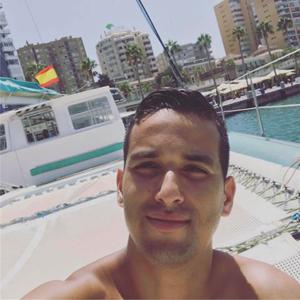 Ilias Slimani 35