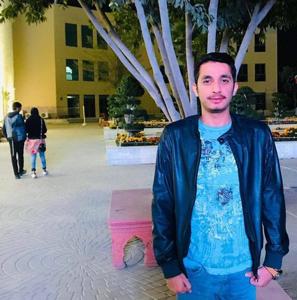 Syed Farhan Aly Syed 23