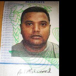 Anil Mohammed 40