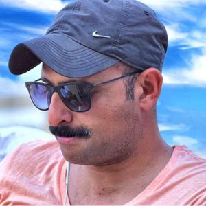 Ashraf Khalil 40