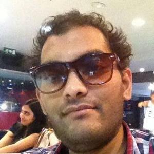 Zaid Ansari 28