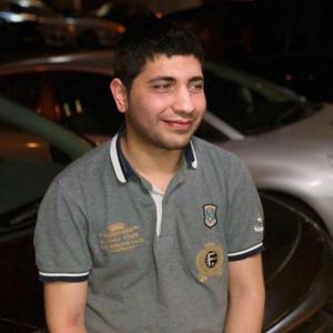 Youssef Fakhorgi 30