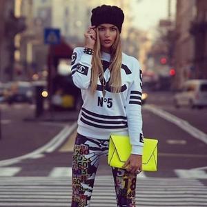 Milaa Arsovska 25